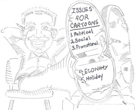 BNieder the Cartoonist